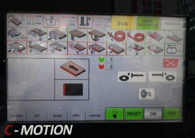 Dynamic C-Motion panel sterujący 10