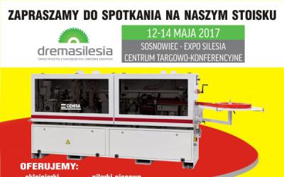 Zapraszamy na targi DREMASILESIA w Sosnowcu w dniach 12-14 maja
