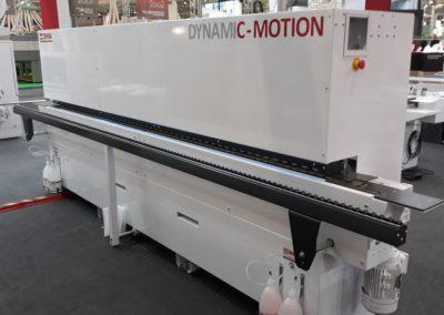 Dynamic C-Motion transport